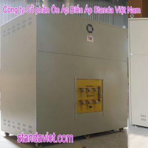 Biến áp 400kva standa chính hãng Công ty Cổ phần ổn áp biến áp Standa Việt Nam