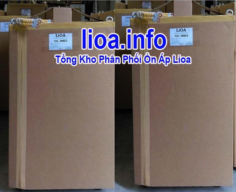 Lioa 600kVA 3 Pha Hàng Chuẩn Giá Tốt Nhất