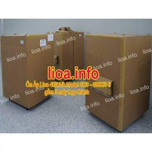 Ổn Áp Lioa 400kVA SH3-400K/3 II Bán Giá Phân Phối Cực Tốt