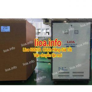 Ổn Áp Lioa 600kVA SH3-600K 3 Pha Bán Giá Phân Phối Cực Tốt