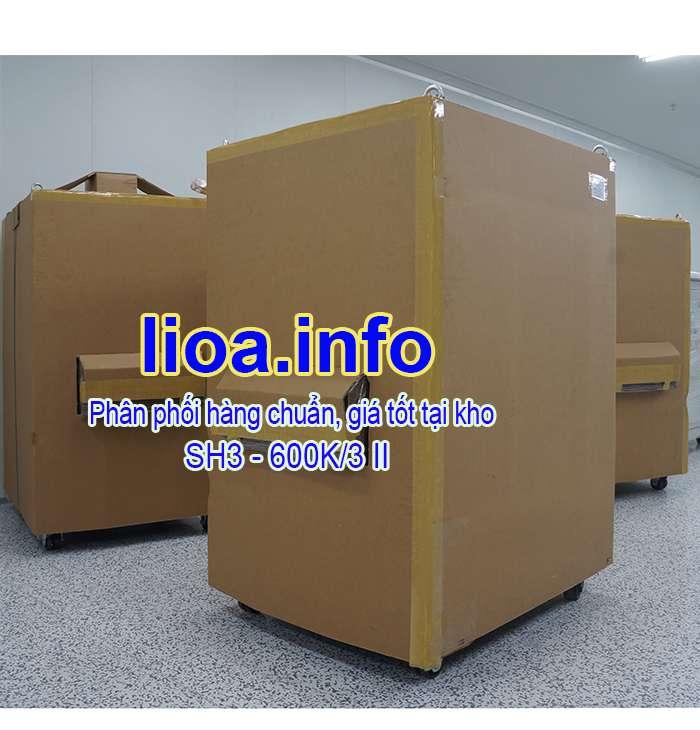 Ổn Áp Lioa 600kVA SH3 3 Pha Đời Mới Nhất Giá Cực Tốt