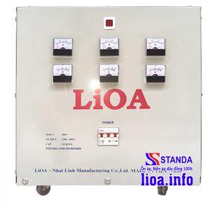 Biến áp cách ly Lioa 10kVA