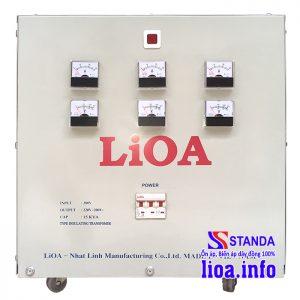 Biến áp cách ly Lioa 15kVA