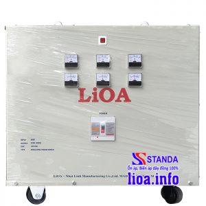 Biến áp cách ly Lioa 100kVA 3 pha