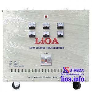 Biến áp cách ly Lioa 150kVA 3 pha
