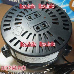 Đổi Nguồn Lioa 1000VA 220V Sang 100V Dùng Cho Đồ Nội Địa Nhật Bản